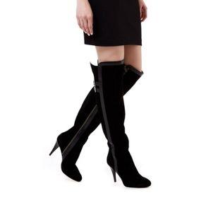 Michael Kors Delaney Over the Knee Boots sz 10/41